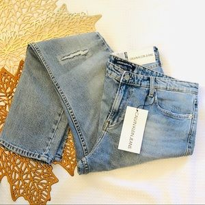 Calvin Klein CKJ 021 Mid Rise slim  Jeans